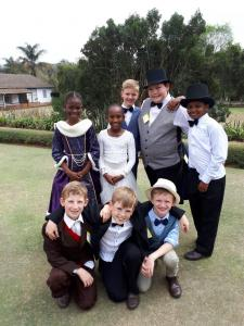 Cordwalles and Wykeham Collegiate - annual Victorian Bowls and Croquet day 2017 1